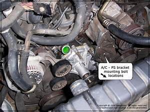 Autoclinix Com   5 8l Water Pump Repair