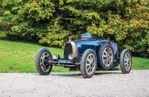 Bugatti Type 35 Leads Rm Paris Sale Offerings