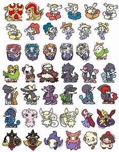 Shiny Gen 6 Pokemon Stickers on Storenvy