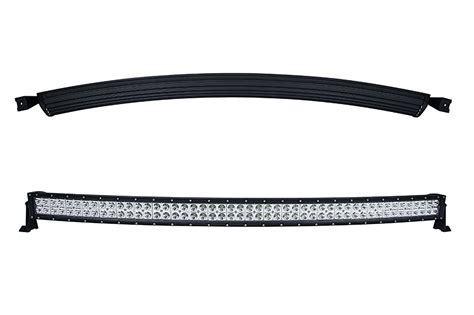 50 quot road curved led light bar 288w 23 040 lumens