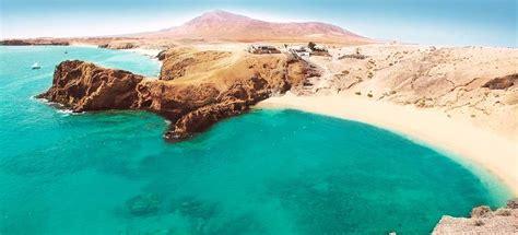 lanzarote beaches fuerteventura travel pinandtravel barcelo guide