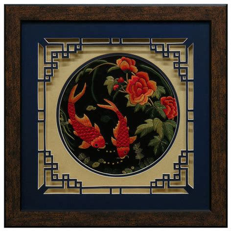 9 best images of chinese wall decor asian wall art canvas painting oriental wall art decor