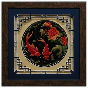 9 best images of chinese wall decor asian wall art for Asian wall art