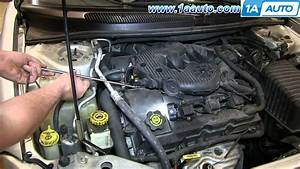 How To Replace Map Sensor 02-04 Chrysler Sebring