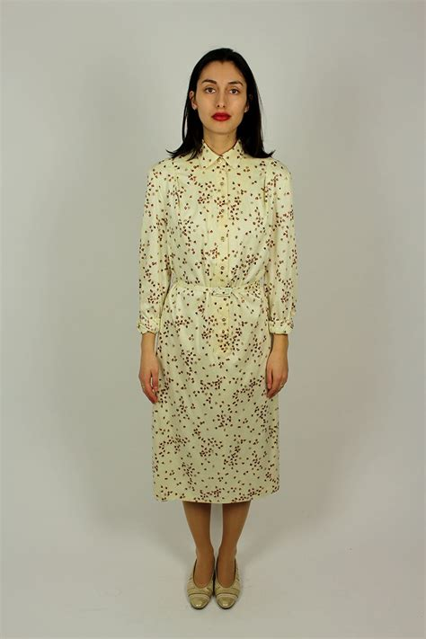 vintage kleid damen clara oma klara