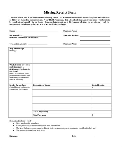 blank receipt forms download form of receipt gallery download cv letter and format
