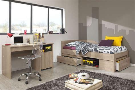 Bedroom Desk Storage by Gami Naturella Bedroom Set 1 Storage Bed And Desk Package