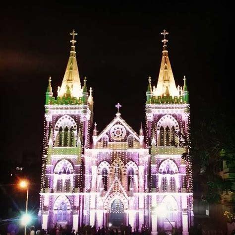 celebrating christmas  india   places  celebrate