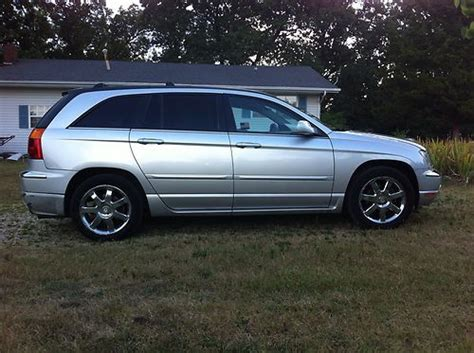 2005 Chrysler Pacifica Limited by Purchase Used 2005 Chrysler Pacifica Limited Sport Utility
