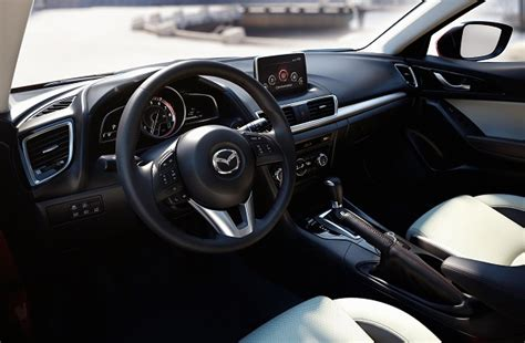 mazda called  interior    car