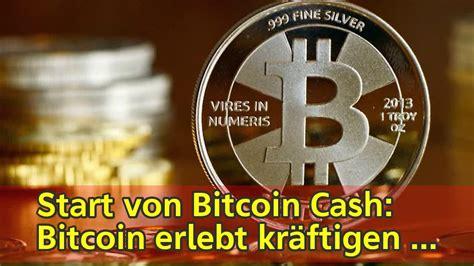 Bitcoin miner free adds and stores your bitcoins in a special designed bitcoin addresses, also known as wallets. Start von Bitcoin Cash: Bitcoin erlebt kräftigen Rücksetzer - n-tv.de - YouTube