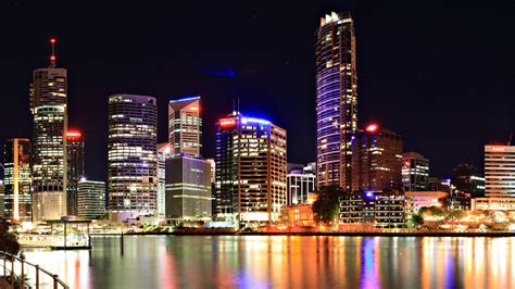 city night lights wallpaper  wallpapersafari
