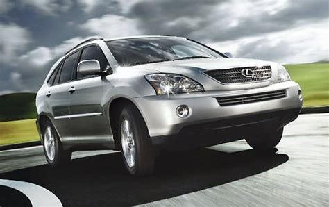 Used 2007 Lexus Rx 400h Pricing