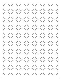 circle blank label template ol