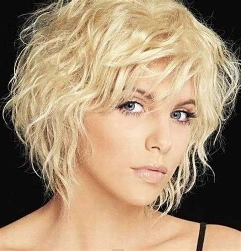 collection  short hairstyles  fine frizzy hair