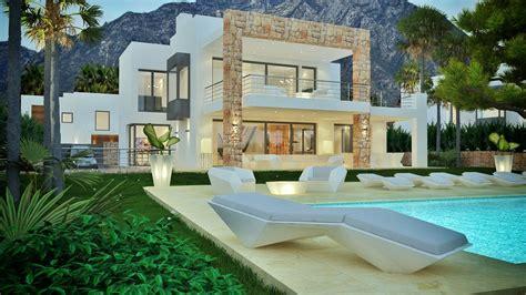 plan de maison plain pied 3 chambres gratuit cuisine villas modernes maisons contemporaines immobilier