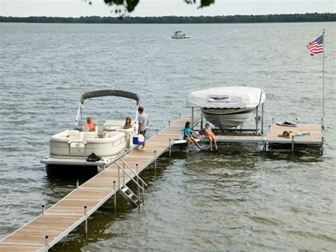 Used Boat Lifts For Sale Lake Of The Ozarks by New And Used Docks Boat Lifts For Sale Floating Boat