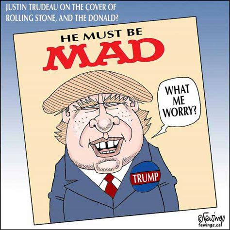 Trump Mad Magazine