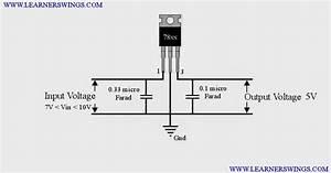 5v fixed output voltage regulator using 7805 funny With voltage regulators