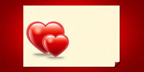 valentines card template hearts card template psd graphicsfuel