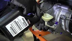 Generac - Adding Oil To Your Gp Series Portable Generator