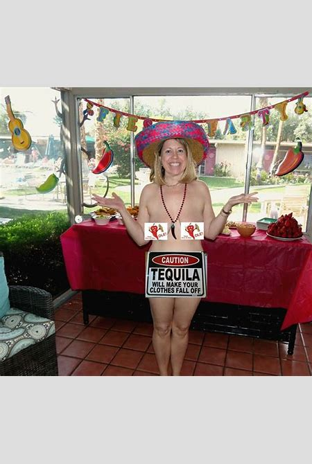 Hope everyone's having a fun, naked Cinco de Mayo. Here's a photo from our fiesta today. Click ...