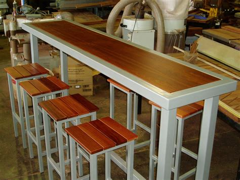 bar style kitchen table ideas about pub style dining sets tables gallery including