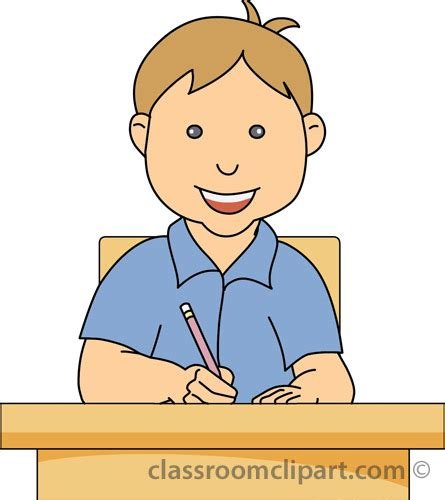 boy student working clipart boy student clipart