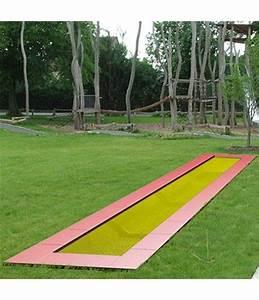 In Ground Trampolin : kids tramp schools trampoline track capital play backyard pinterest trampolines school ~ Orissabook.com Haus und Dekorationen