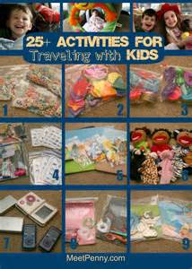 Traveling with Kids Activities