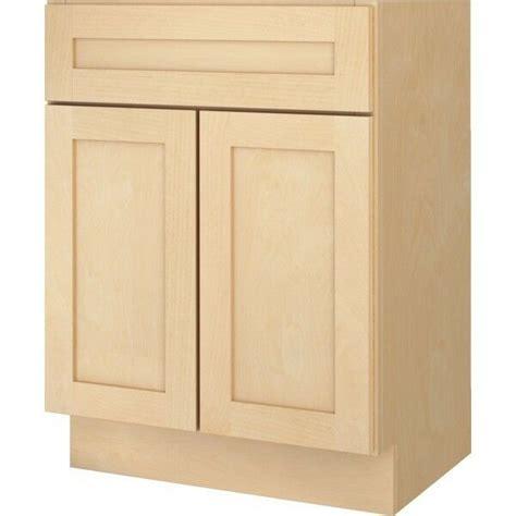 Vanity Base Cabinet by Bathroom Vanity Base Cabinet Maple Shaker 24 Quot Wide