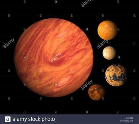 Ganymede Jupiter Stockfotos & Ganymede Jupiter Bilder - Alamy