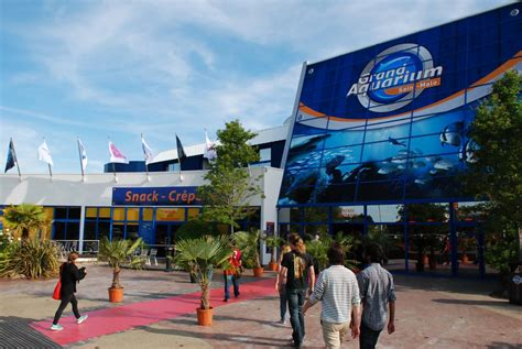 visiter le grand aquarium de malo