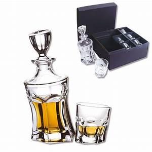 Coffret Verre Whisky : coffret carafe verres whisky acapulco 7 pi ces art de la table ~ Teatrodelosmanantiales.com Idées de Décoration