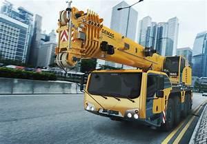 Terex Cranes Updates Demag Ac 100