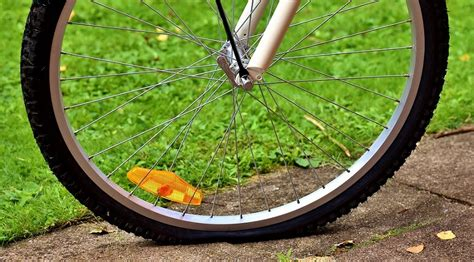 A Guide To Proper Bicycle Tire Inflation