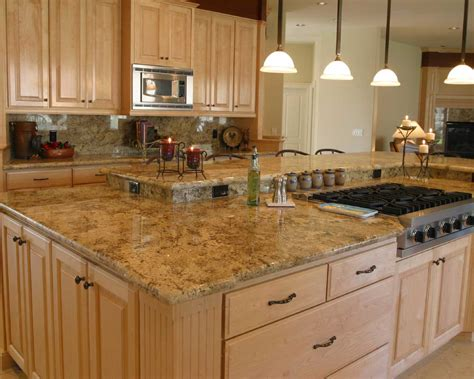 countertops for kitchen islands granite counter tops for beautiful kitchen island in