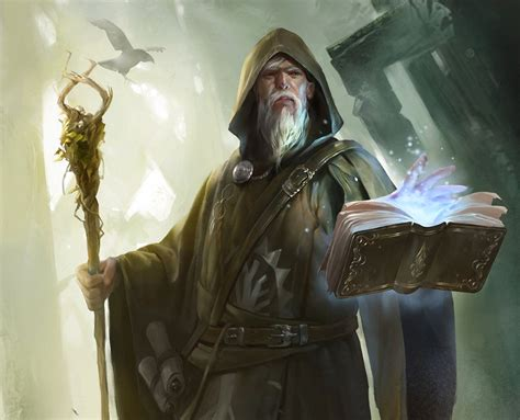 D&D: Best Wizard Spells For Every Level   GAMERS DECIDE