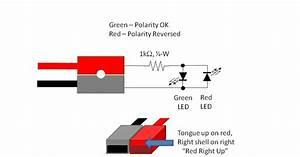 Nj2x  Project  Anderson Powerpole Polarity Checker