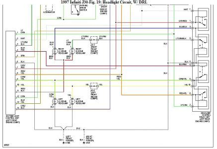 1994 Infiniti J30 Wiring Diagram by Infiniti J30 Wiring Diagram Technical Diagrams