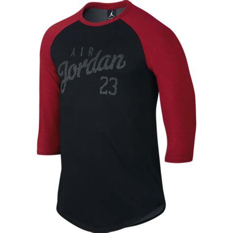 nike air 3 4 raglan top 724492 010 clothing casual wear t shirts sklep