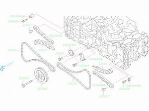 2019 Subaru Ascent Chain