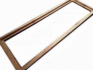 Petit Miroir Sur Pied : fabriquer un miroir plein pied avec de vieilles portes coulissantes d conome ~ Teatrodelosmanantiales.com Idées de Décoration