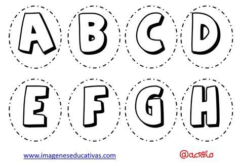 abecedario para colorear y numeros 1 imagenes educativas