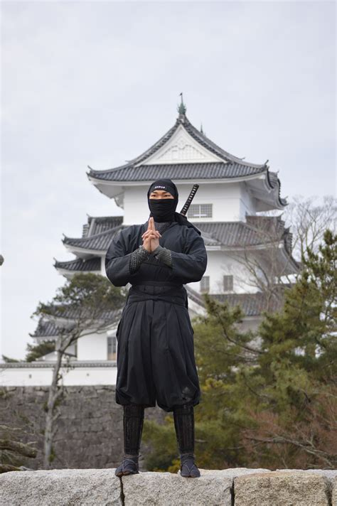 discover  clandestine world   ninja  japan times