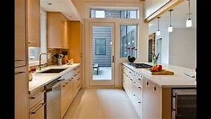 Galley kitchen design ideas small connectorcountrycom for Decorating ideas for small galley kitchens