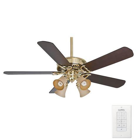 casablanca ceiling fan light kit casablanca panama gallery 54 in indoor bright brass