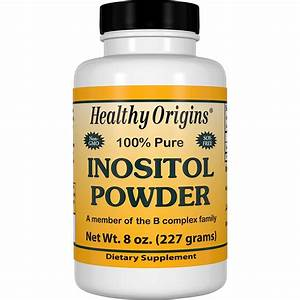 Buy Healthy Origins - Inositol Powder