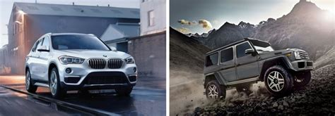 Differences Between Luxury Crossovers And Suvs