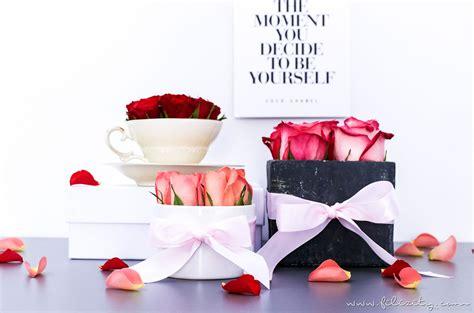schenken zum valentinstag mit diy ideen zum basteln